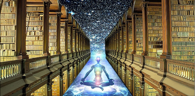 The Akashic Records: Where All Universal Information Are Encoded