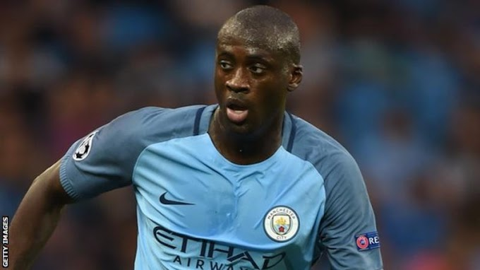 Fifa: Man City's Yaya Toure criticises scrapping anti-racism taskforce