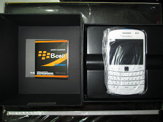 Blackberry Dakota 9900 New Garansi BCELL Sisa Stok