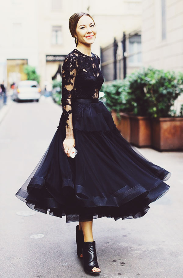 Style Icon: Ulyana Sergeenko stylist, blogger, occasional model