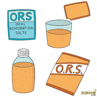LETS TALK ABOUT ORAL REHYDRATION SALT THERAPY(ORS) 1