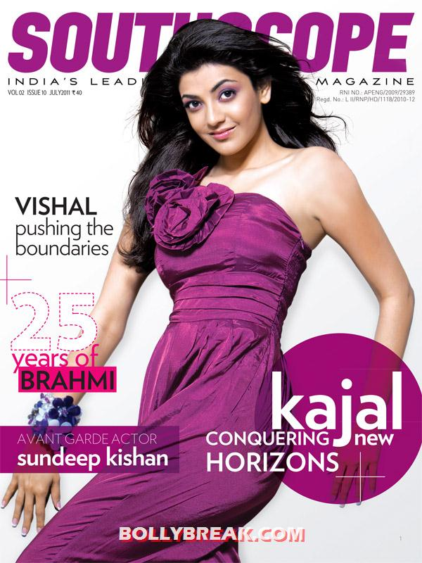 Apologise, Kajal agarwal cover magazine not know