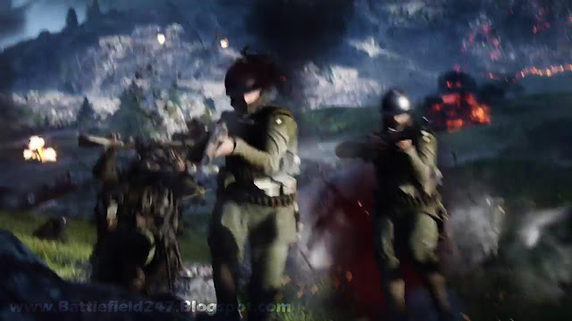 Battlefield 1 Soldiers