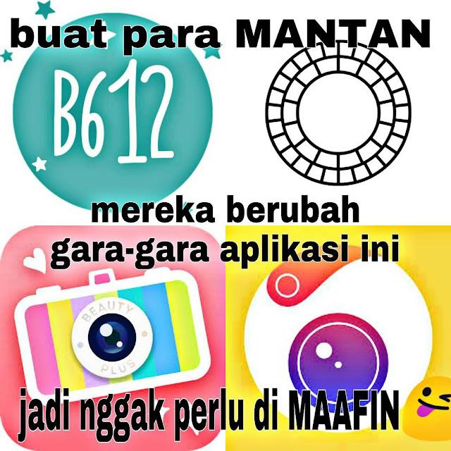 Meme Dear Mantan aplikasi