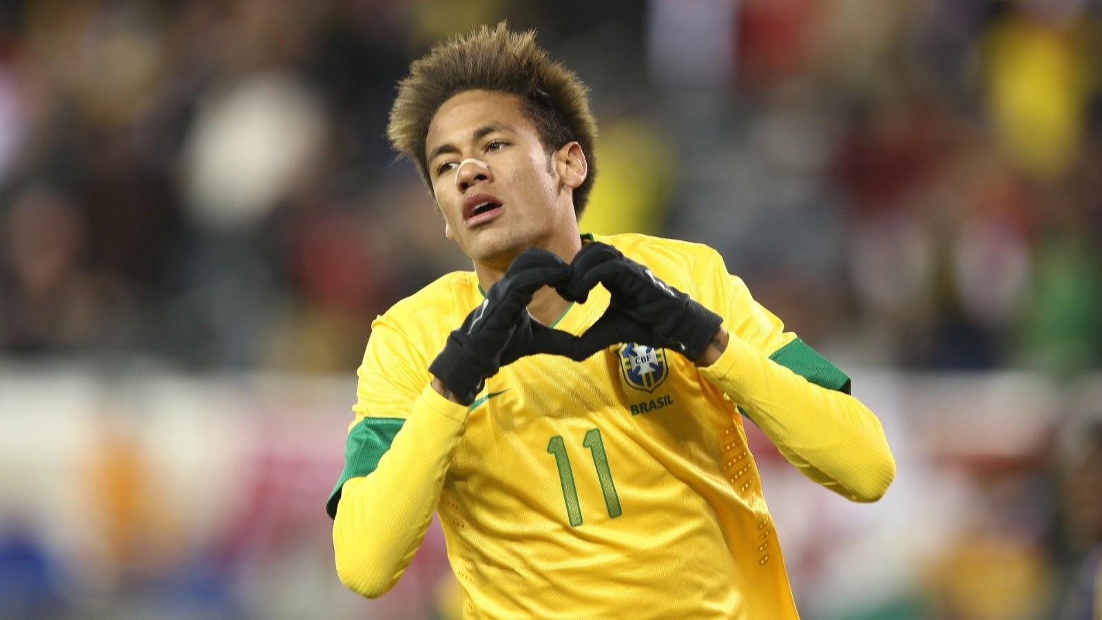 Footballers 500 neymar brazil - Neymar brazil hd ...