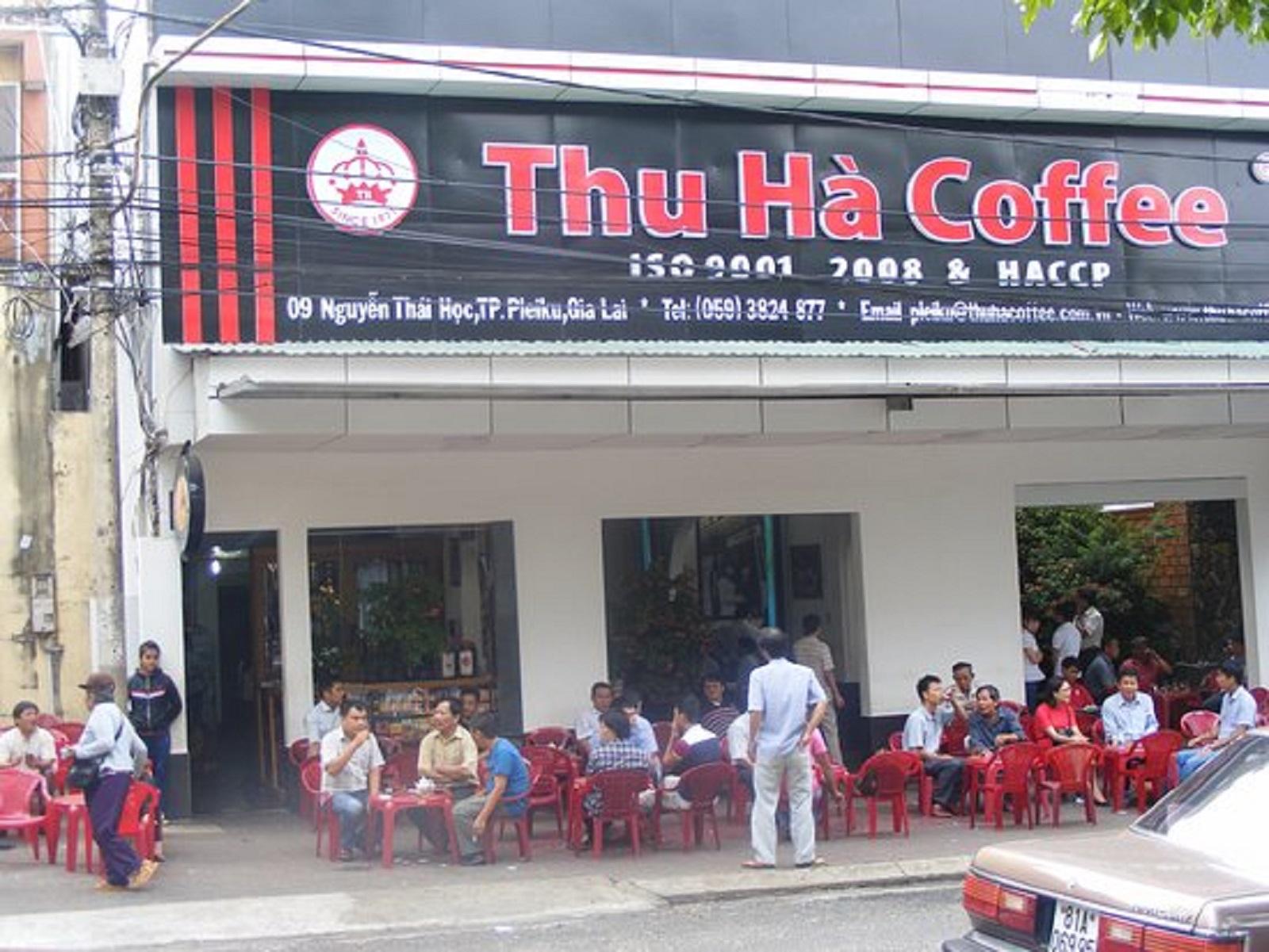 Gia Lai: Ông giáo bỏ nghề, xây dựng thương hiệu Cà phê Thu Hà