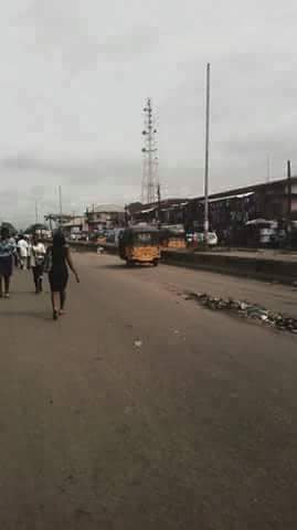 See Douglas Road ater dumpsite is cleared by PDP