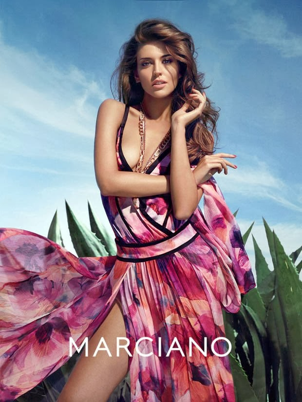 d7e958f27e GUESS by Marciano Spring/Summer 2014 Campaign ~ Alessandra' Style