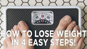 how to lose weight fast in simple and easy ways