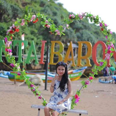 Harga Tiket Pantai Baron Gunung Kidul Jogjakarta