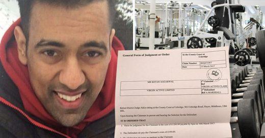 Autista estudia leyes para demandar al gym al que asistía