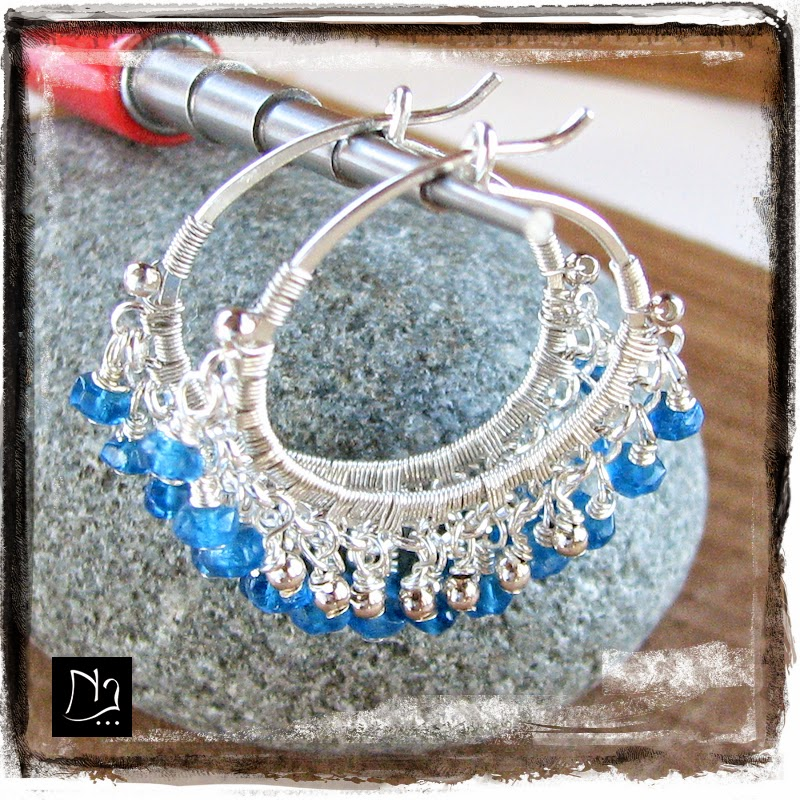 http://www.nathalielesagejewelry.com/collections/handcrafted-earrings/products/blue-waters-brazilian-apatite-sterling-silver-hoops