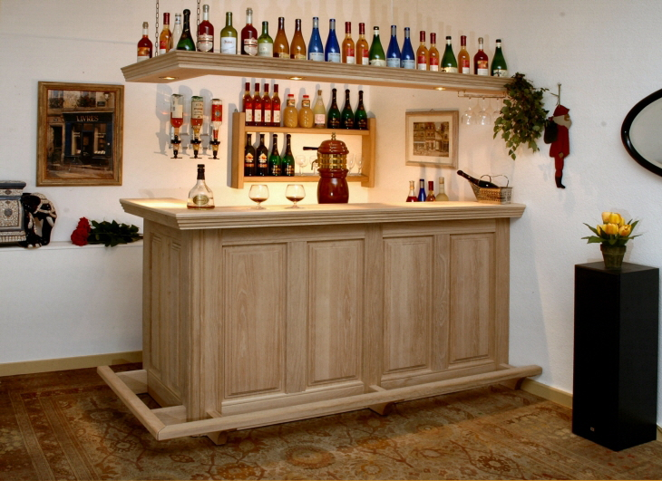 Diseo y Decoracin de la Casa Bar Moderno de Diseo Alemn para la Casa