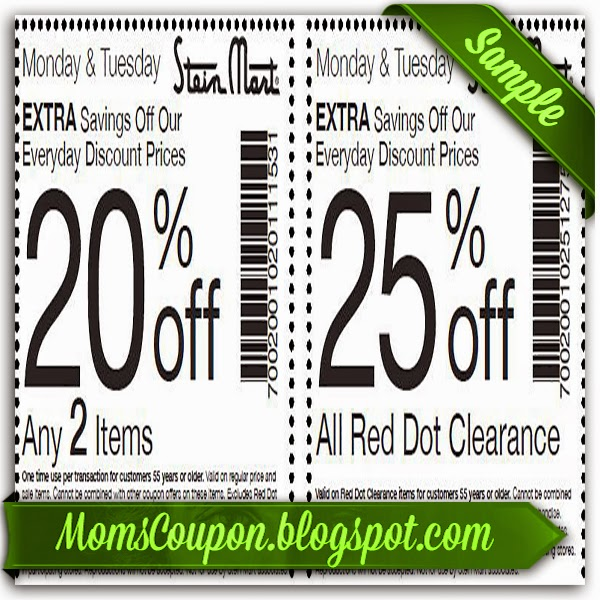 photo relating to Stein Mart Printable Coupon called Stein mart coupon codes : Marisota low cost codes current purchasers