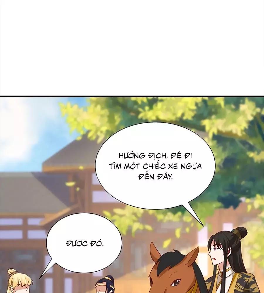 Quyền Phi Chi Đế Y Phong Hoa chap 9 - Trang 22