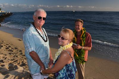 Waikiki Vow Renewal