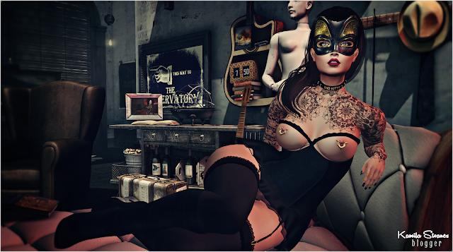 Look # 998 Bad Kitty