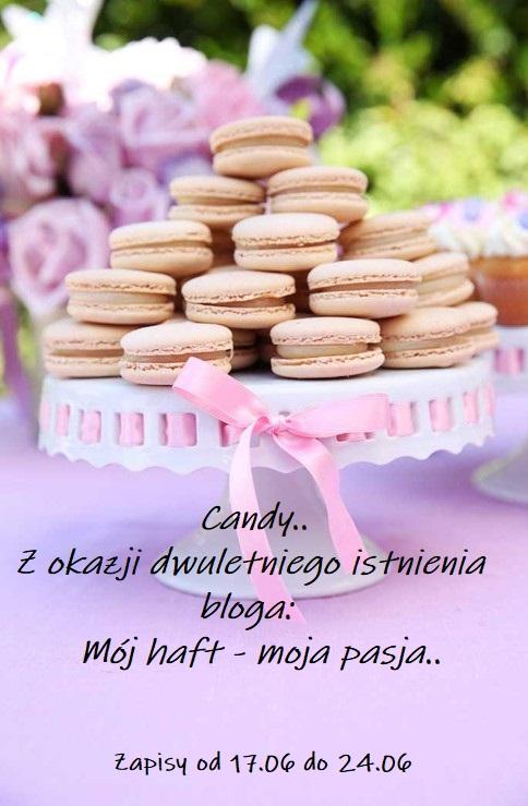 Candy w Świecie Haftu Doroty
