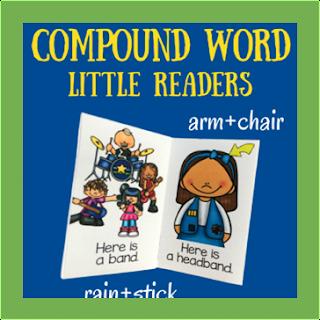 compound words emergent reader