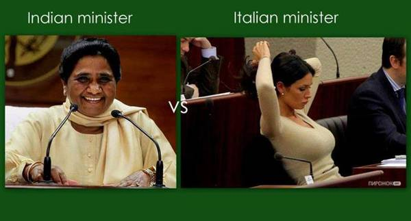 FunnyPics 125: Difference Indian politicians and ...