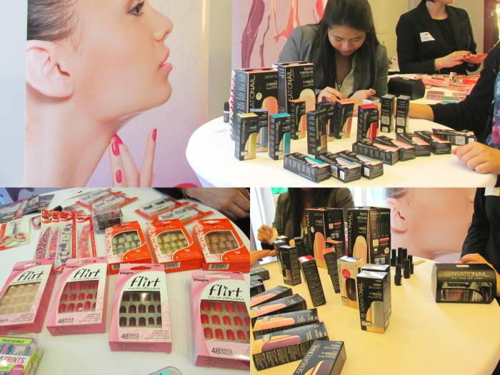 Beauty Press Blogger Event - Fingr´s & Sensationail