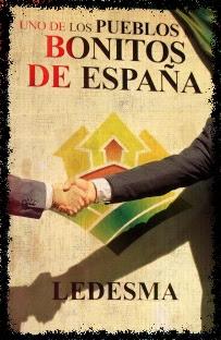 LEDESMA ENTRE LOS PUEBLOS  MÁS BONITOS DE ESPAÑA