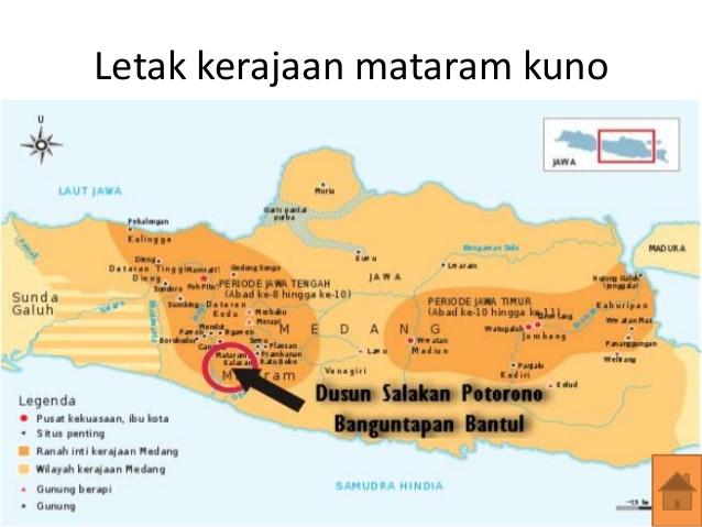 Gudang Madewa: Makalah Kerajaan Mataram Kuno