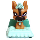 Littlest Pet Shop Special French Bulldog (#691) Pet