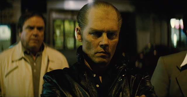 Johnny Depp em novo trailer legendado do thriller policial Aliança do Crime