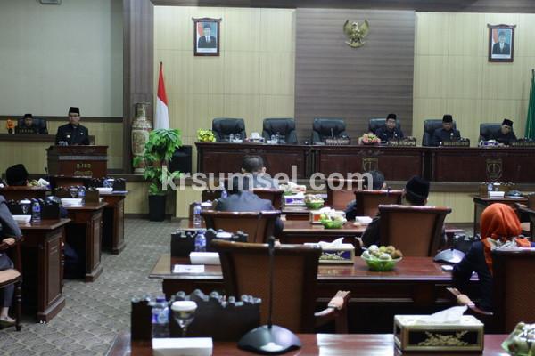 DPRD Muba Setujui Raperda Pinjaman Daerah