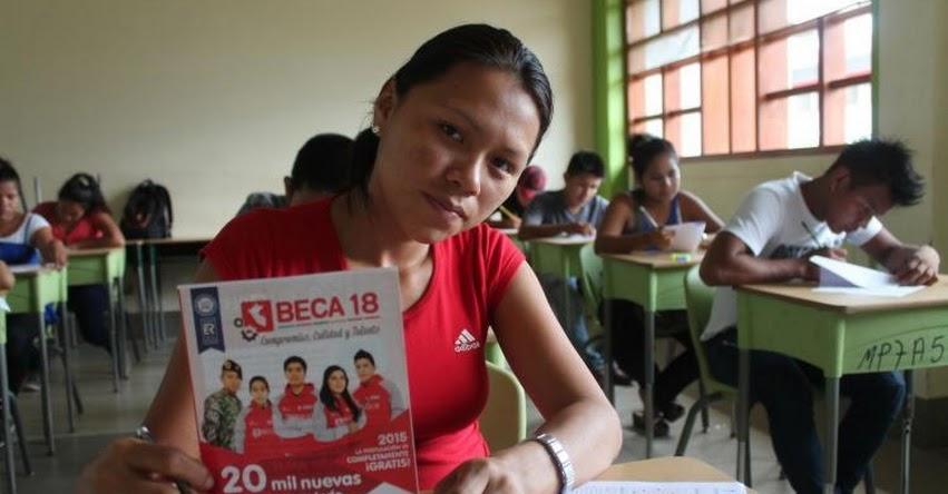 Denuncian millonaria estafa en Beca 18 por dejar a 16 mil alumnos sin estudiar