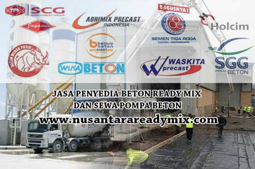 HARGA BETON JAYAMIX JAKARTA SELATAN 2019