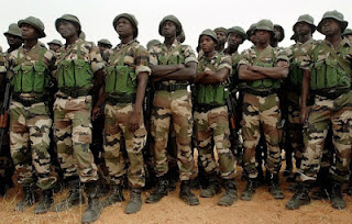 Military Force Nigeria