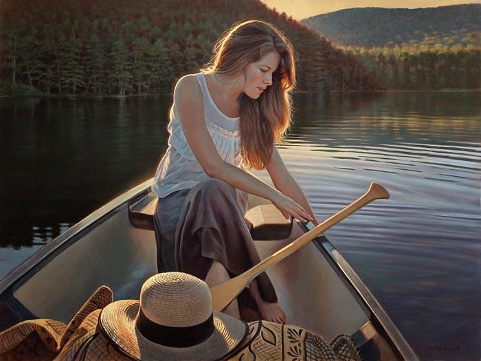 Изобразительное искусство Канады. Danielle Richard