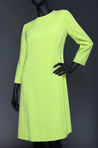 lime green dress, wikimedia