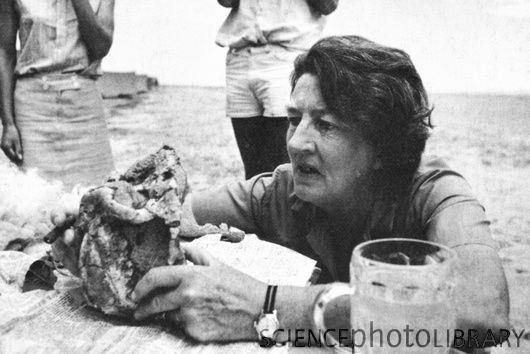 Blogtañana: Mary Leakey