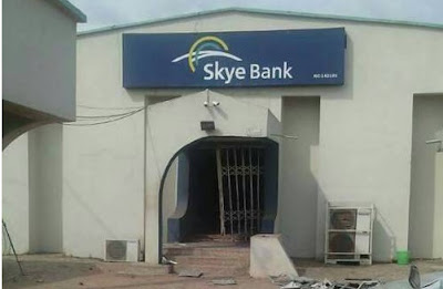 Armed Robbers Storm Sky Bank In Ondo, Kill Two Policemen