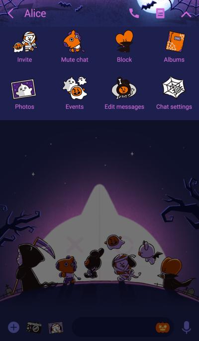 BT21: Halloween Party