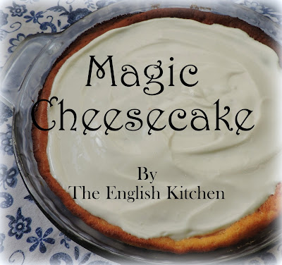 Magic Cheesecake