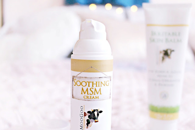 Moo Goo Eczema care review: Repair and protect your skin this winter