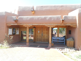 pecos national historical park visitor center