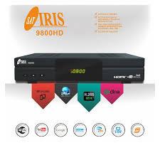 IRIS 9800 CCCAM DLNA