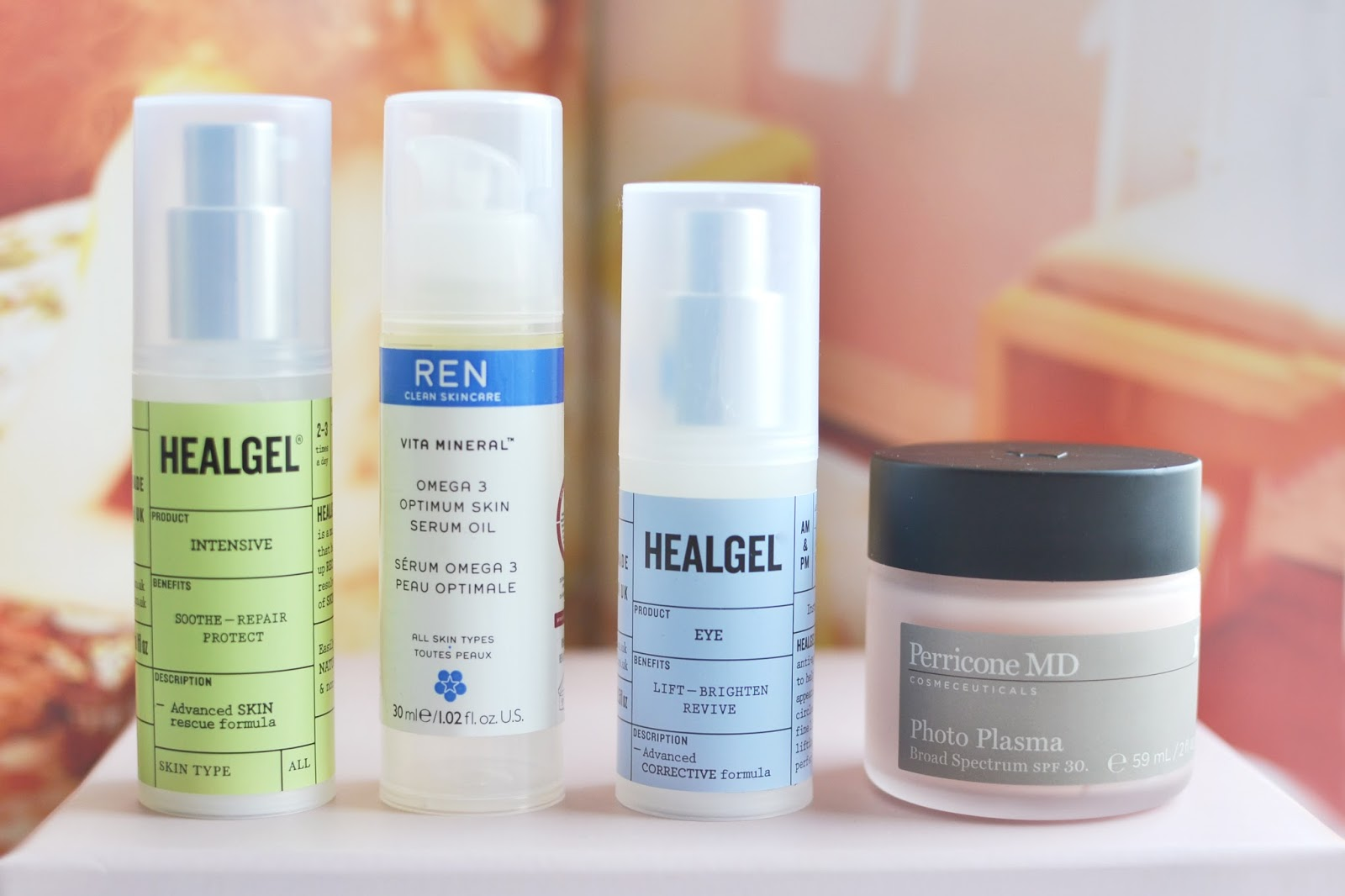 best serums and moisturisers