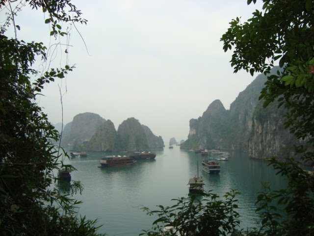 Ha Long Bay (Ha Long Bay), Vietnam