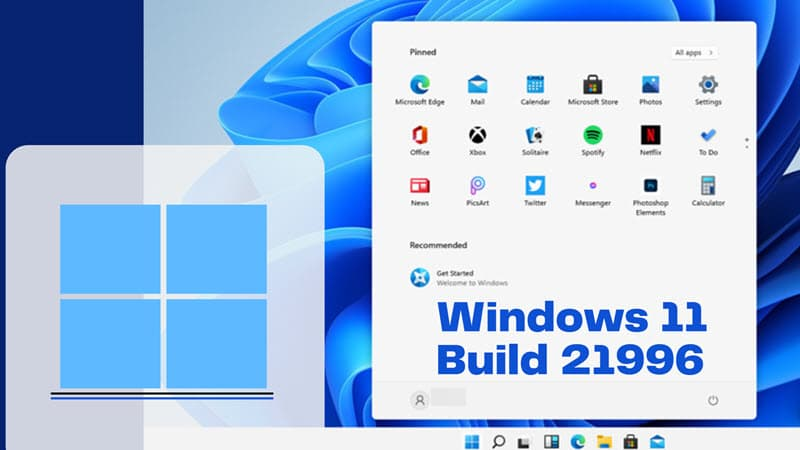 First look of Windows 11 from an online leaked build