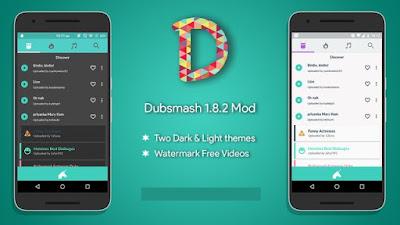 Download Dubmash Mod Terbaru Gratis V1.8.2 [Removed Watermark]