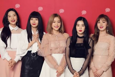 Foto Red Velvet Terbaru