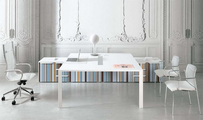 Arredamento ufficio for Design ufficio napoli