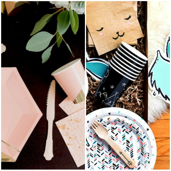 5 New Party Lines Perfect for Spring Entertaining; Harlow & Grey