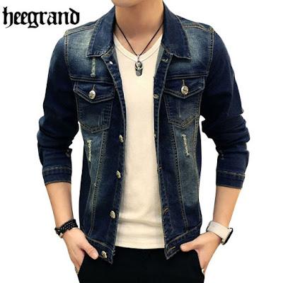 model jaket pria modis